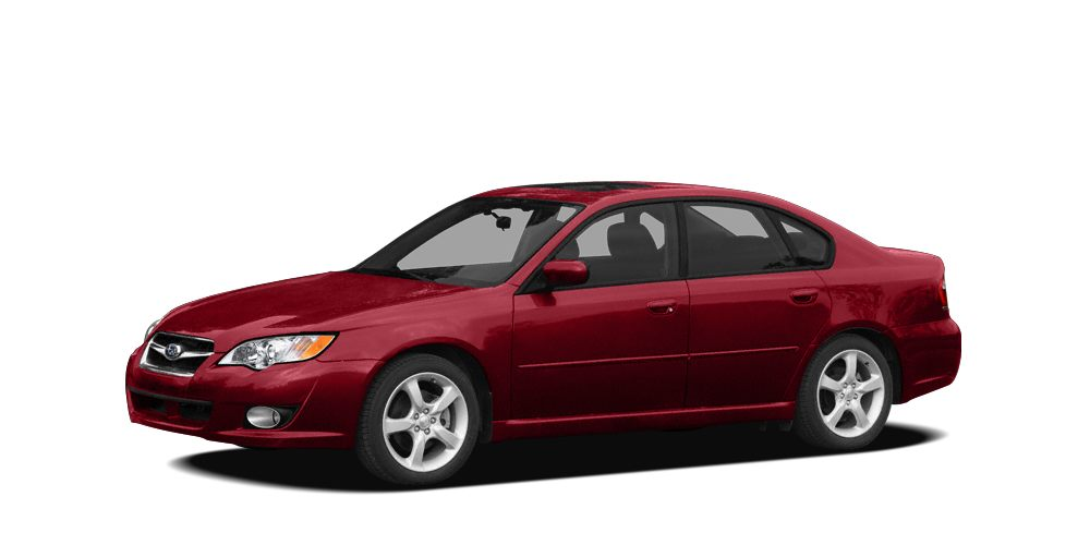 2009 Subaru Legacy 25i Special Edition Miles 77663Color Red Stock OSA217820 VIN 4S3BL616396