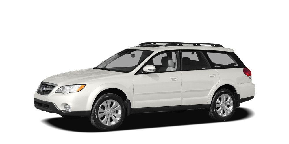 2009 Subaru Outback 25i Limited Miles 69781Color Satin White Pearl Stock 14GC717A VIN 4S4BP6