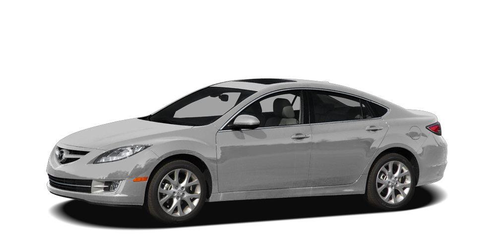 2009 Mazda MAZDA6 i Sport Miles 86421Color Brilliant Silver Metallic Stock 15343A VIN 1YVHP8