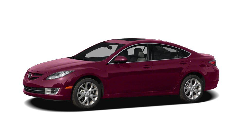 2009 Mazda MAZDA6 s Touring Miles 83884Color Sangria Red Mica Stock M5757A VIN 1YVHP82B295M0