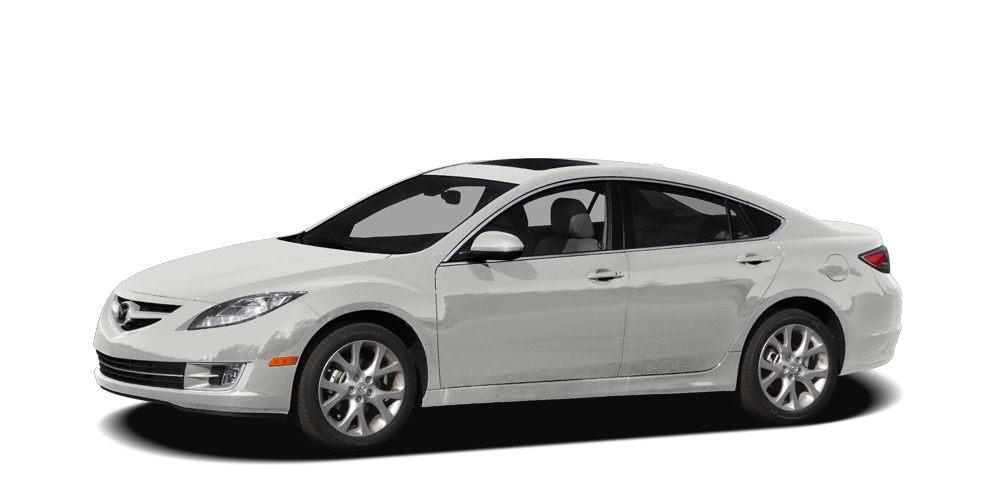 2009 Mazda MAZDA6 i Grand Touring Miles 66163Color Performance White Stock 18068 VIN 1YVHP82