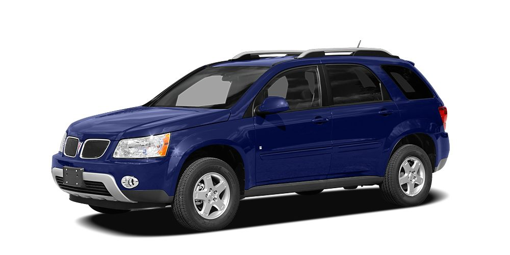 2009 Pontiac Torrent Base WE SELL OUR VEHICLES AT WHOLESALE PRICES AND STAND BEHIND OUR CARS