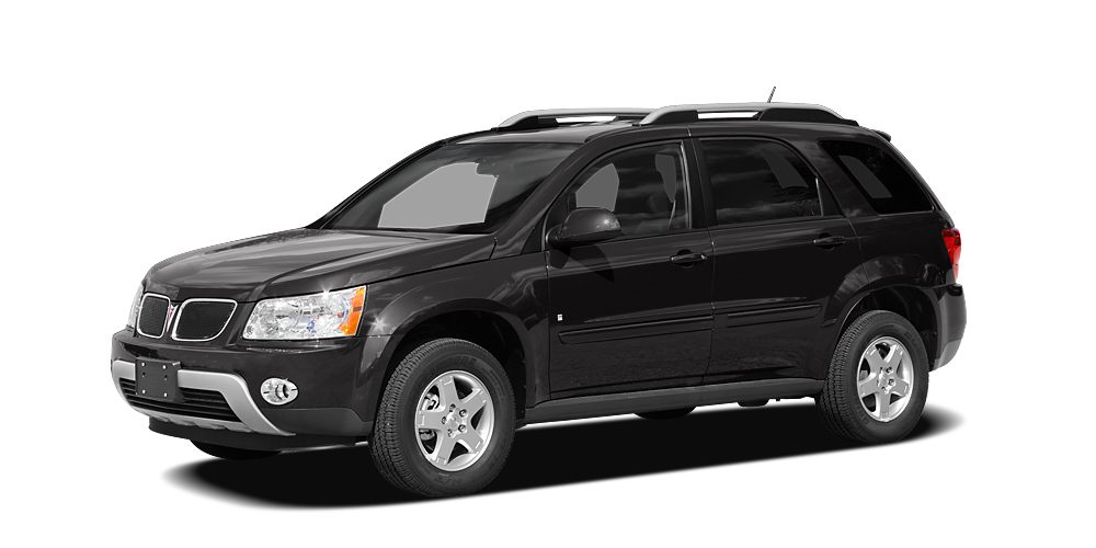 2009 Pontiac Torrent Base One of the best things about this SUV is something you cant see but yo