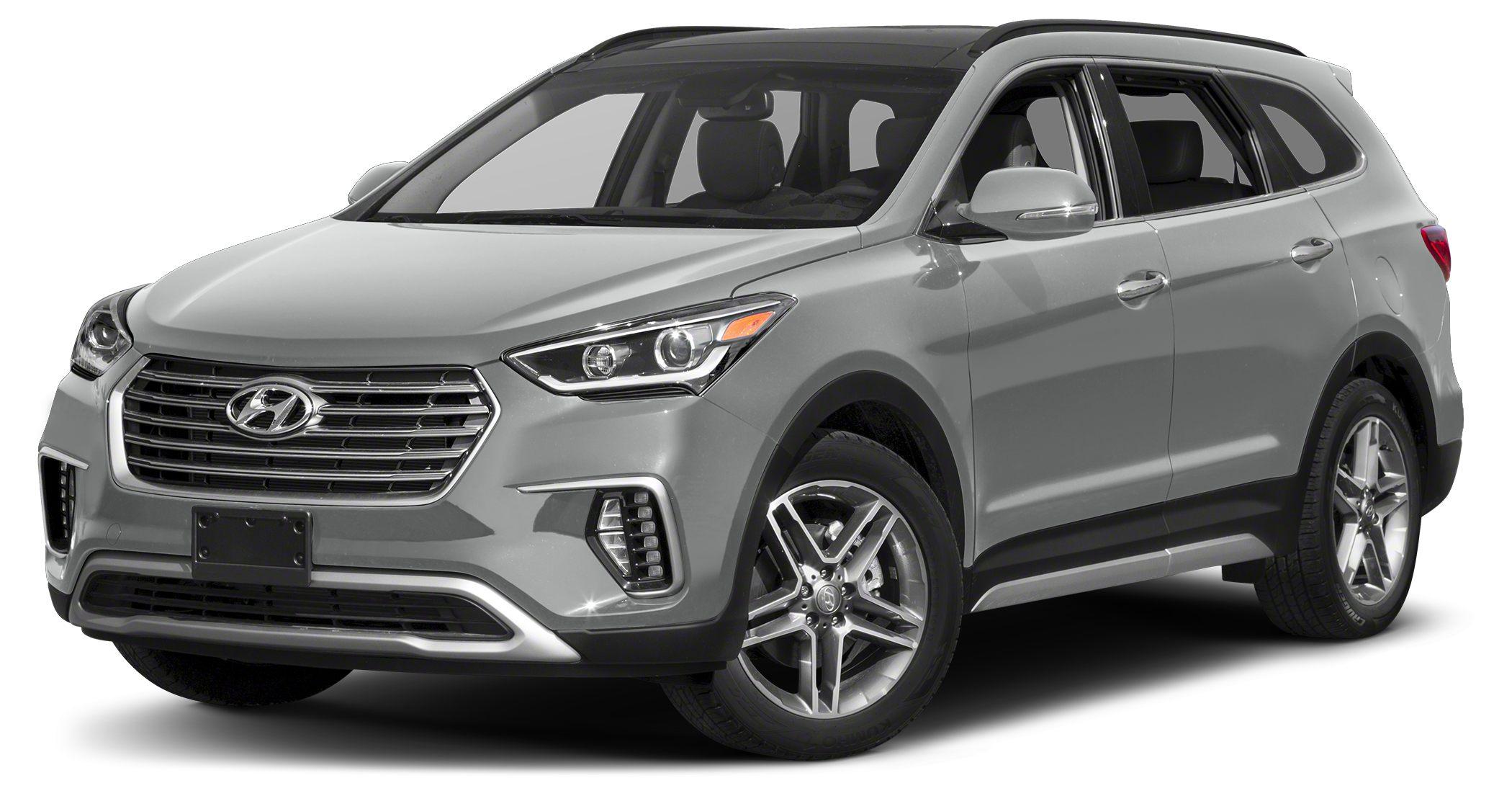 2017 Hyundai Santa Fe SE Ultimate New Arrival Navigation Bluetooth SunroofMoonroof Great l