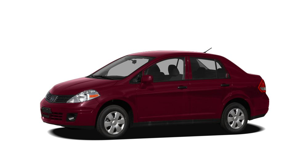2010 Nissan Versa 18 S Miles 151269Color Red Brick Stock 18156 VIN 3N1BC1AP8AL428195