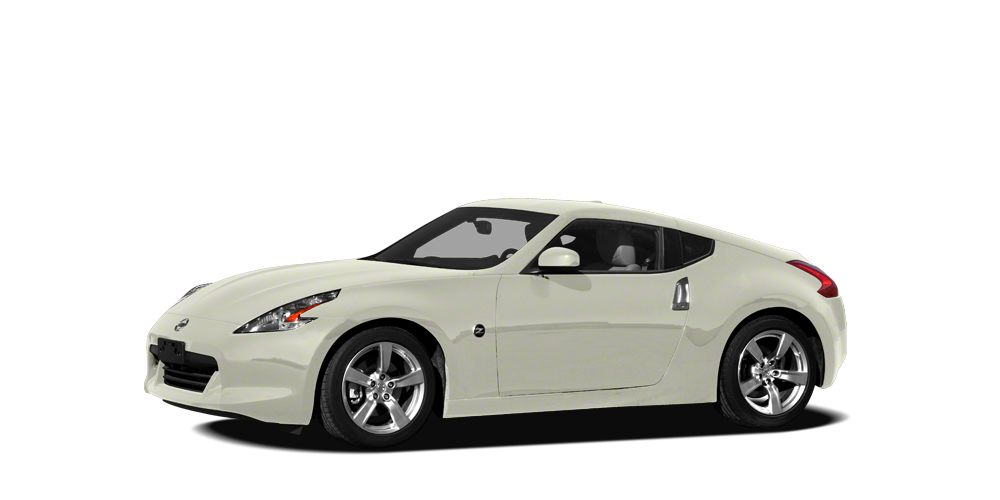 2010 Nissan 370Z Base Miles 84044Color Pearl White Stock 18MU7B VIN JN1AZ4EH1AM503467