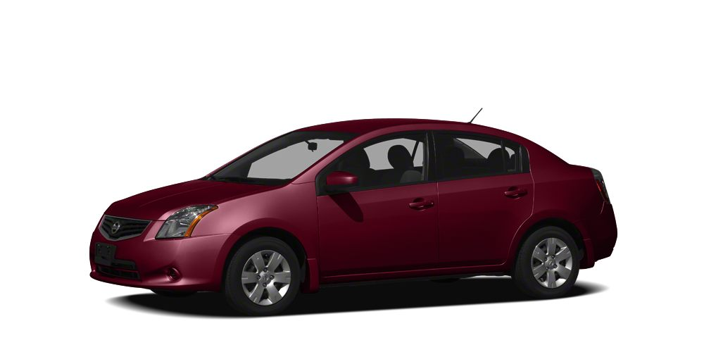 2010 Nissan Sentra 20 Miles 92178Color Red Brick Pearl Stock 4674A VIN 3N1AB6AP0AL666196