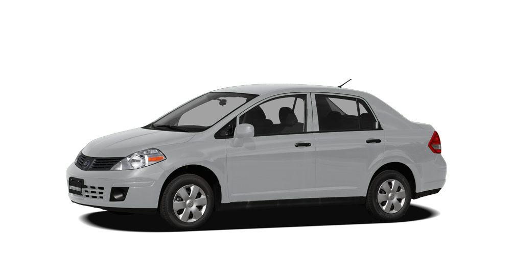 2010 Nissan Versa 18 S Miles 45393Color Brilliant Silver Stock 20270R VIN 3N1BC1AP7AL464315
