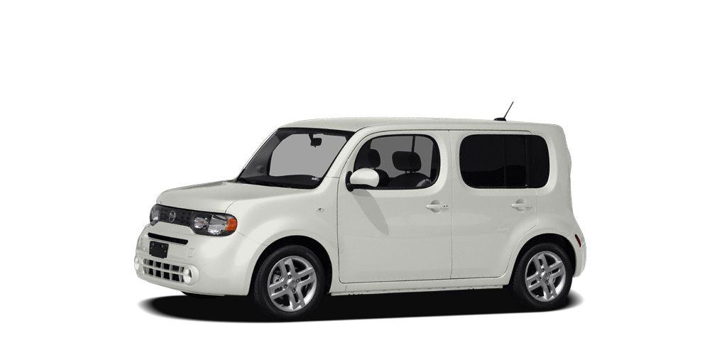 2010 Nissan cube 18 S Miles 93851Color White Pearl Stock PN16199 VIN JN8AZ2KR0AT171241