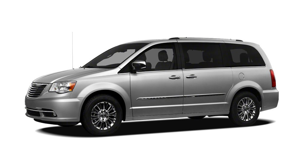 2012 Chrysler Town  Country Touring 4D Passenger Van 36L 6-Cylinder SMPI DOHC Automatic and L