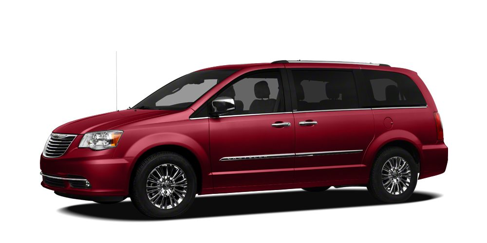 2012 Chrysler Town  Country Touring Recent Arrival Odometer is 25735 miles below market average