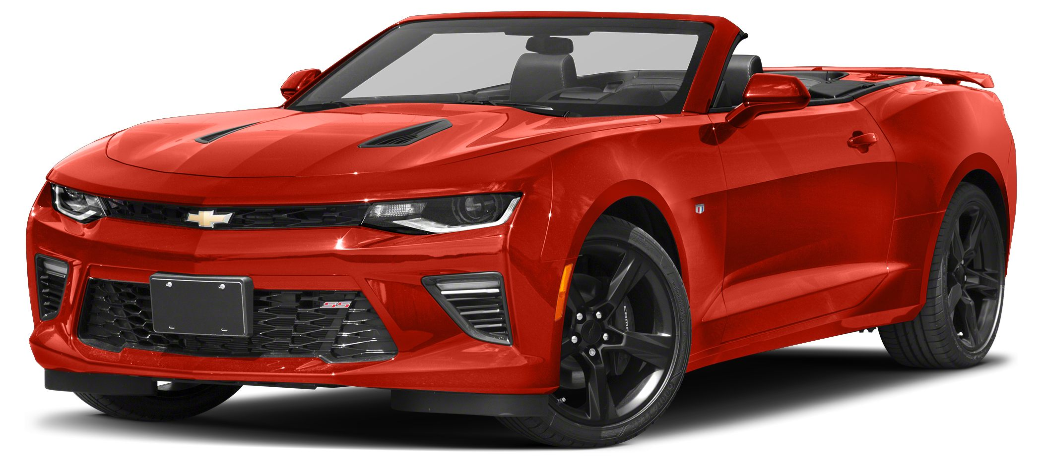2018 Chevrolet Camaro SS w2SS HeatedCooled Leather Seats NAV HOT WHEELS EDITION ENGINE 62L