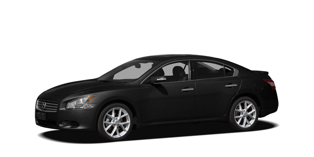 2009 Nissan Maxima 35 SV Miles 72838Color Super Black Stock 17709 VIN 1N4AA51E99C825352