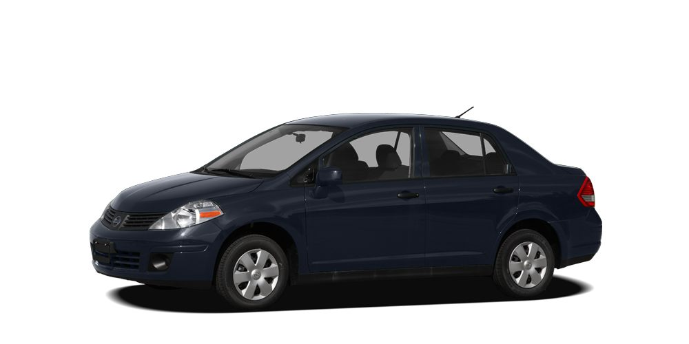 2009 Nissan Versa 18 S ACCIDENT FREE HISTORY REPORT 1 OWNER CLEAN CARFAX and FINANCING AVAILABL