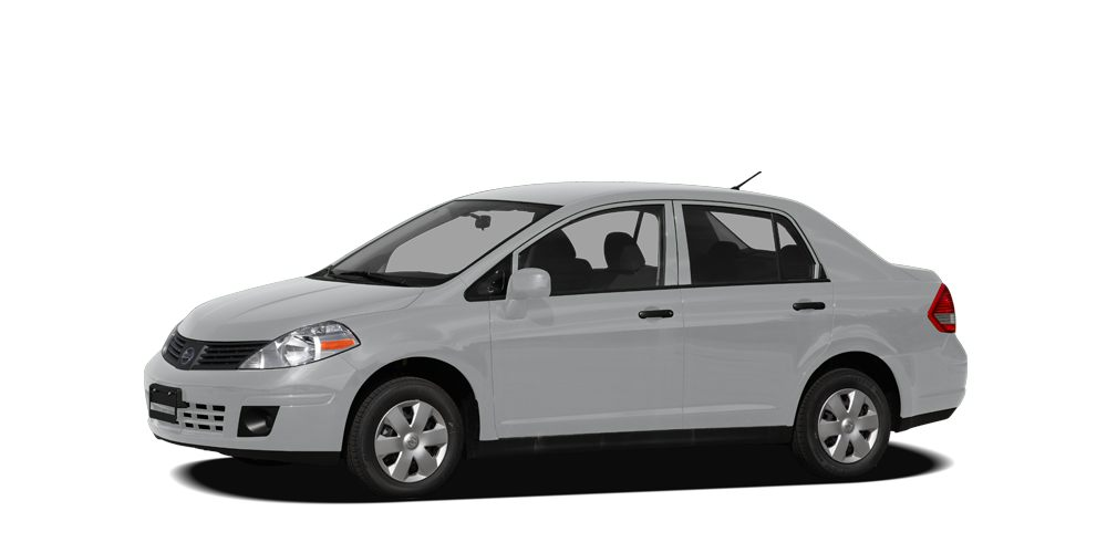 2009 Nissan Versa 18 S Less than 77k Miles Dare to compare One of the best things about thi