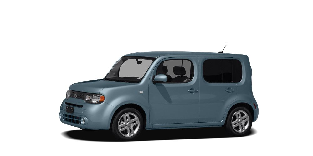 2009 Nissan cube 18 SL ASE Certified Mechanic Inspected Buy with confidence Free Carfax on eve