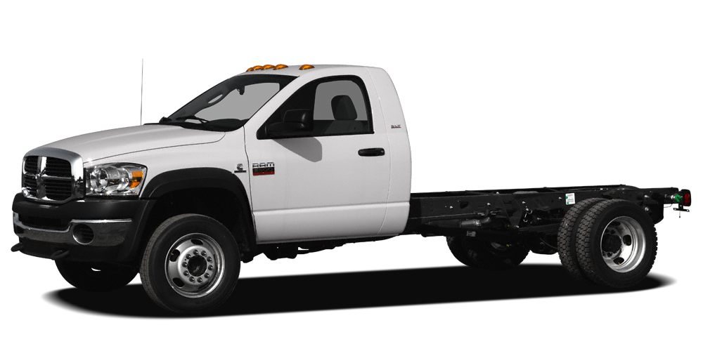 2008 Dodge Ram 3500HD Chassis Cab