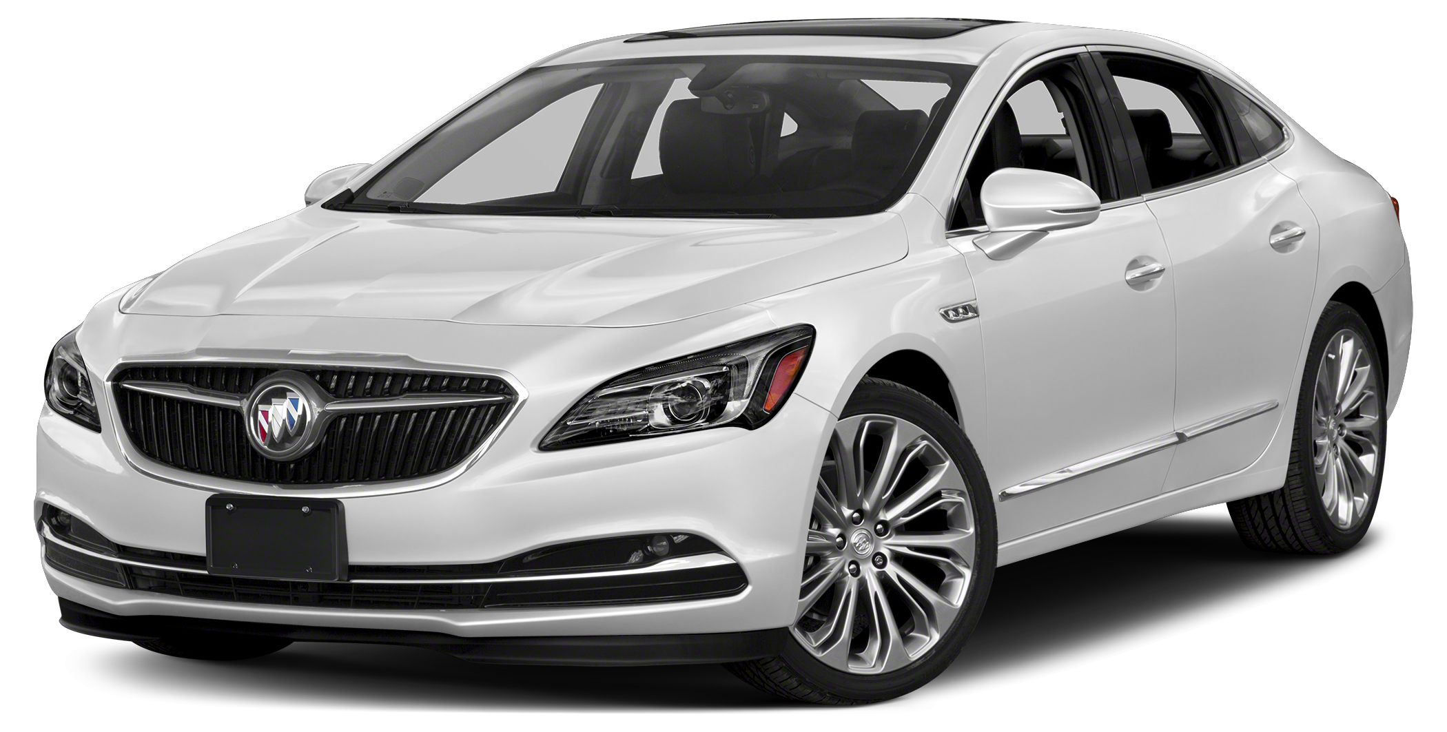 2017 Buick LaCrosse Preferred With such great unique features like a backup sensor push button st