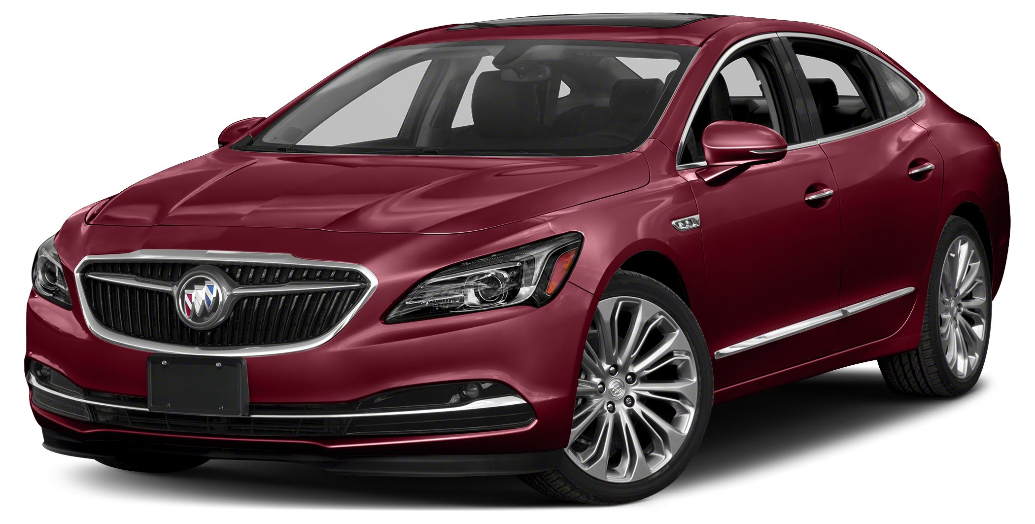 2017 Buick LaCrosse Premium In the all-new 2017 LaCrosse staying comfortably connected on the go