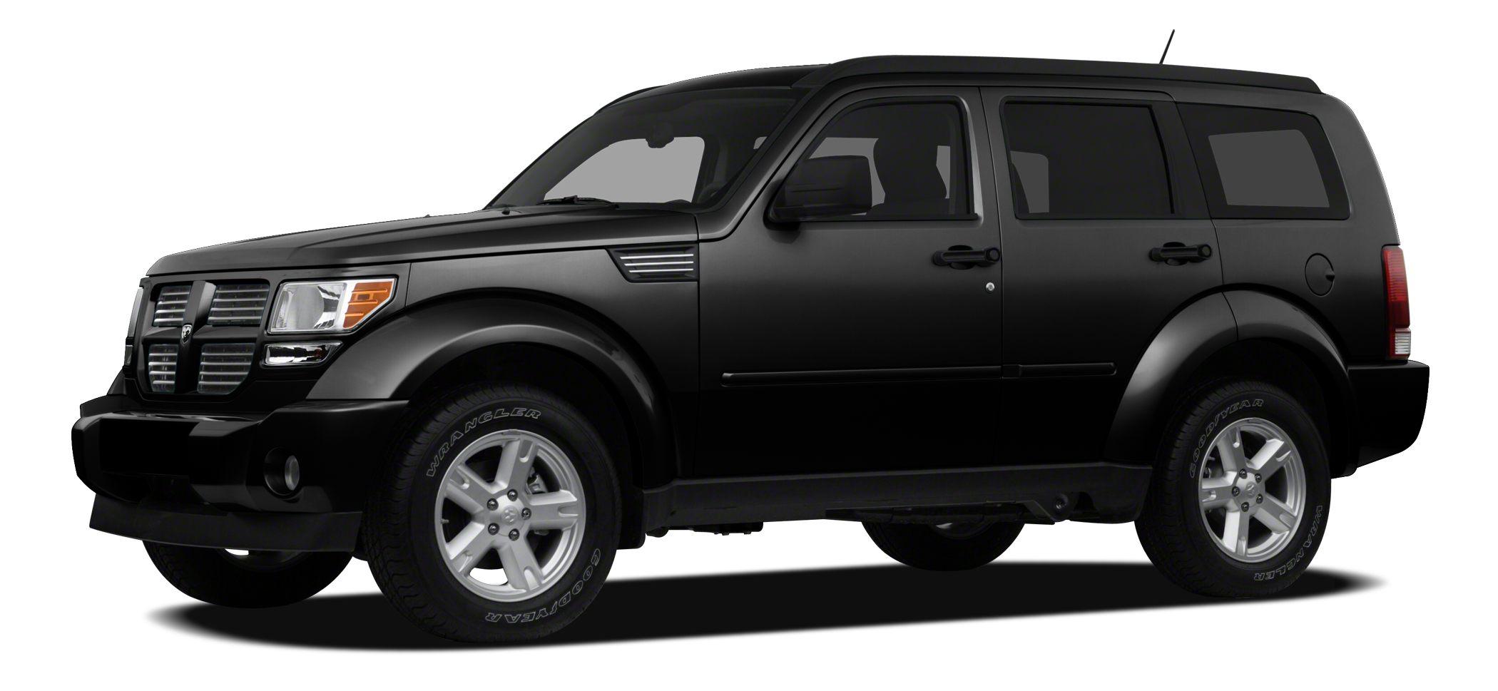2011 Dodge Nitro Heat Heat trim Brilliant Black Crystal Pearl Coat exterior Satellite Radio iPo