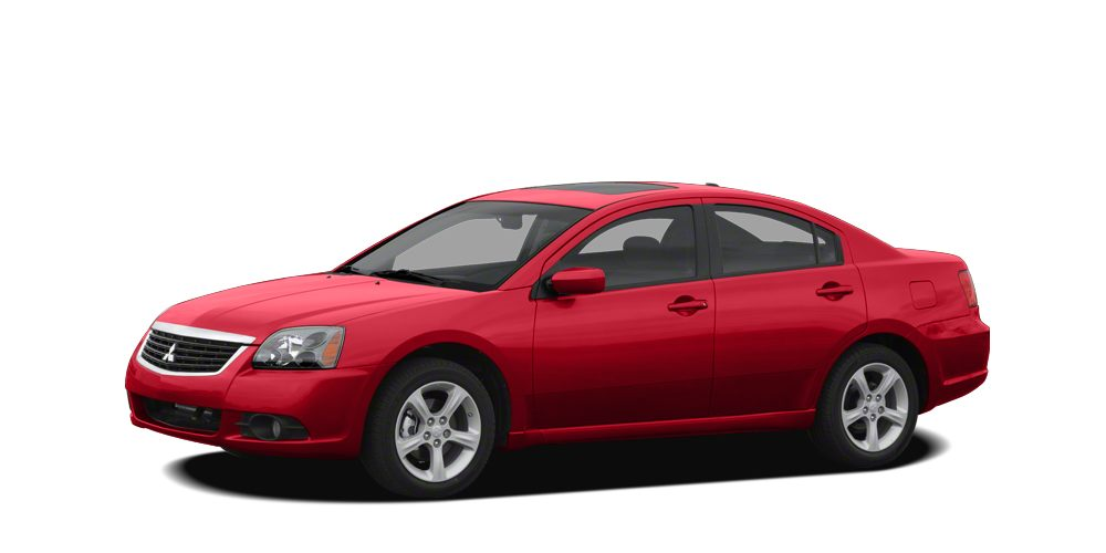 2012 Mitsubishi Galant  Miles 50183Color Rave Red Pearl Stock S0605A VIN 4A32B3FFXCE024455