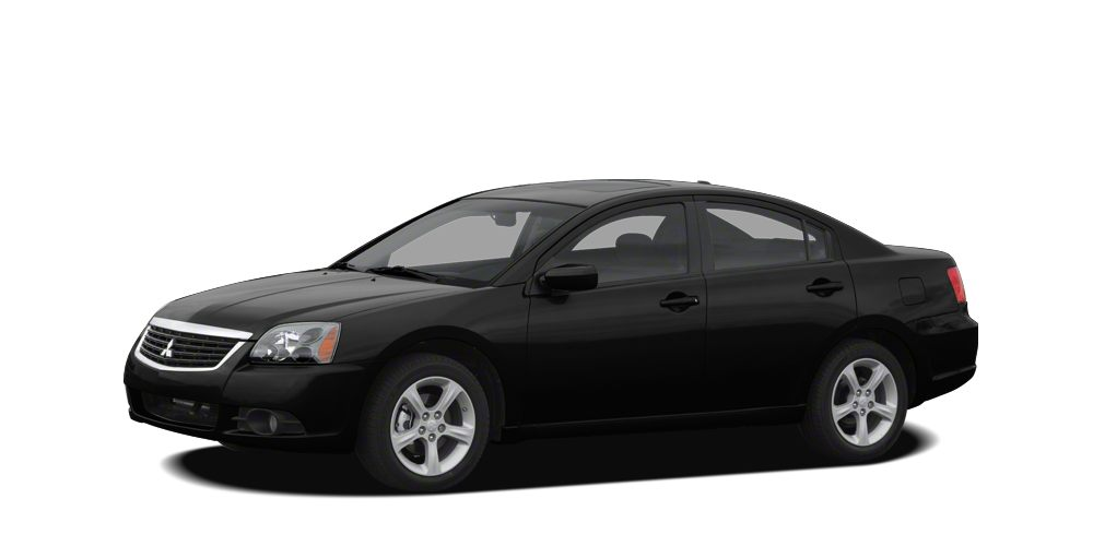 2012 Mitsubishi Galant FE LOW MILES PRICED BELOW THE BOOK VALUE UPGRADED WHEELS GREAT GAS MILEA