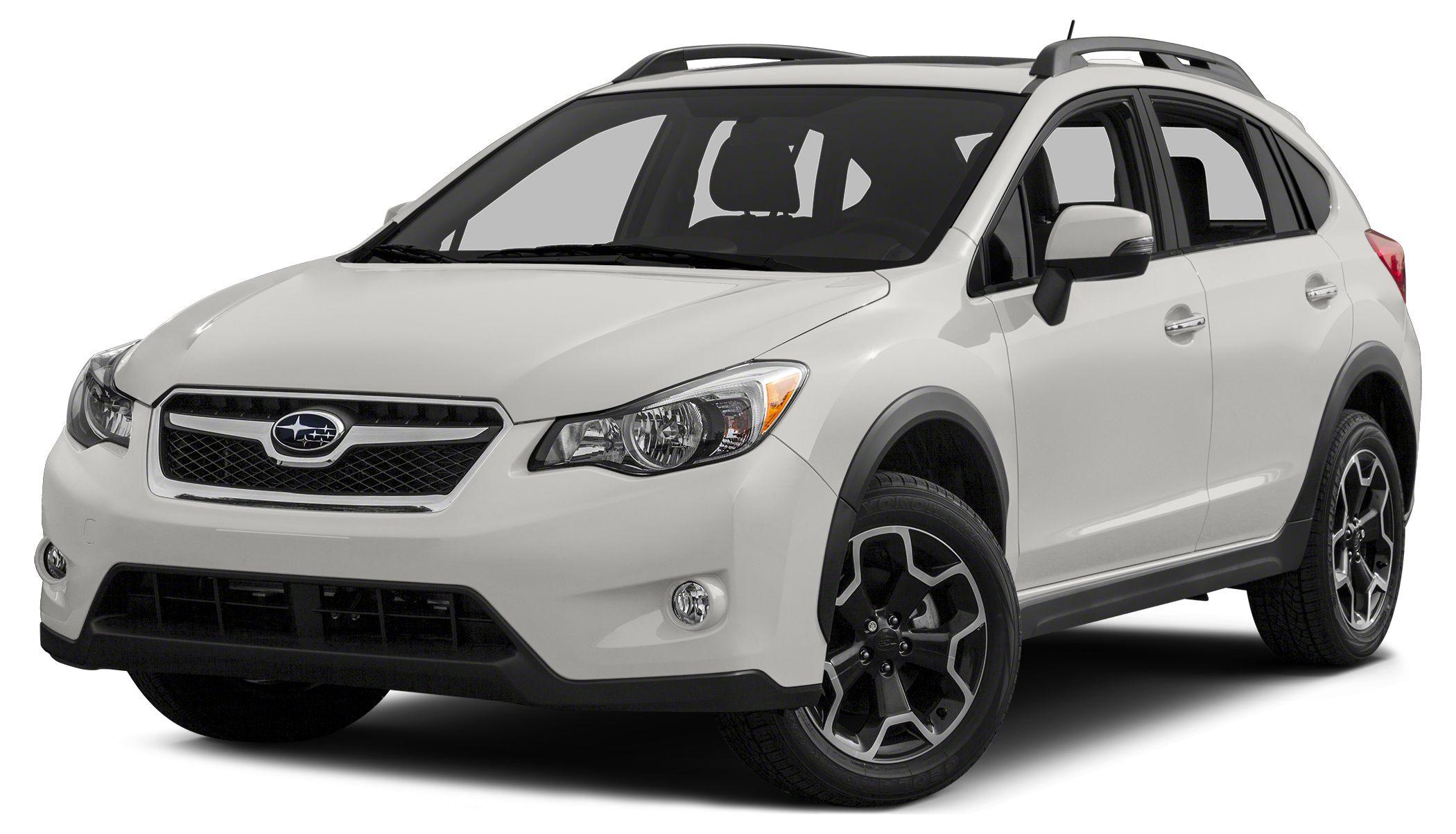 2014 Subaru XV Crosstrek 20i Premium CARFAX 1-Owner ONLY 21805 Miles Premium trim FUEL EFFICI
