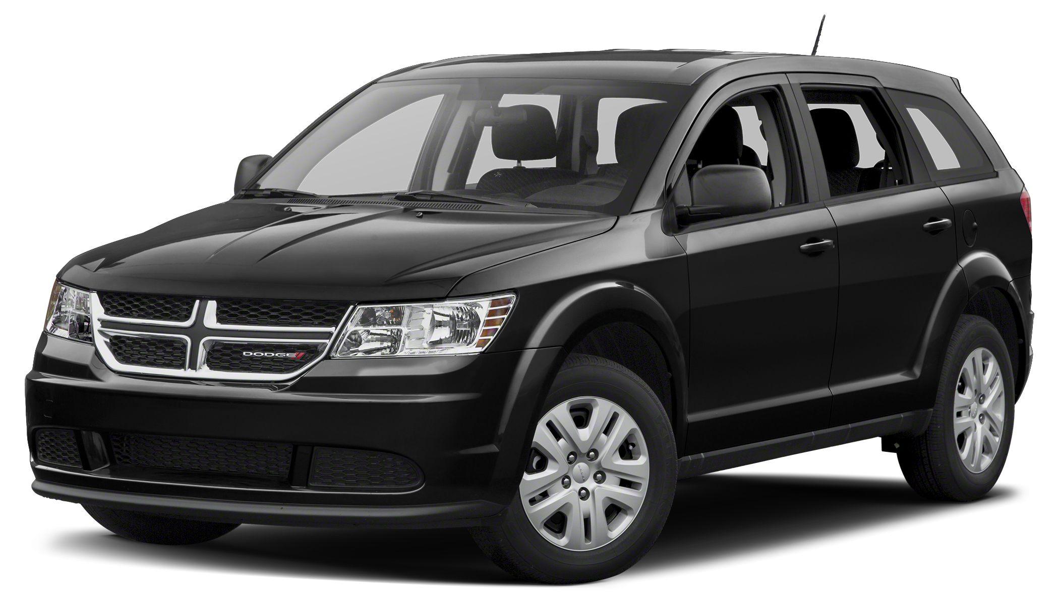 2016 Dodge Journey SE Miles 10425Color Black Clearcoat Stock SB15648A VIN 3C4PDCAB0GT117918