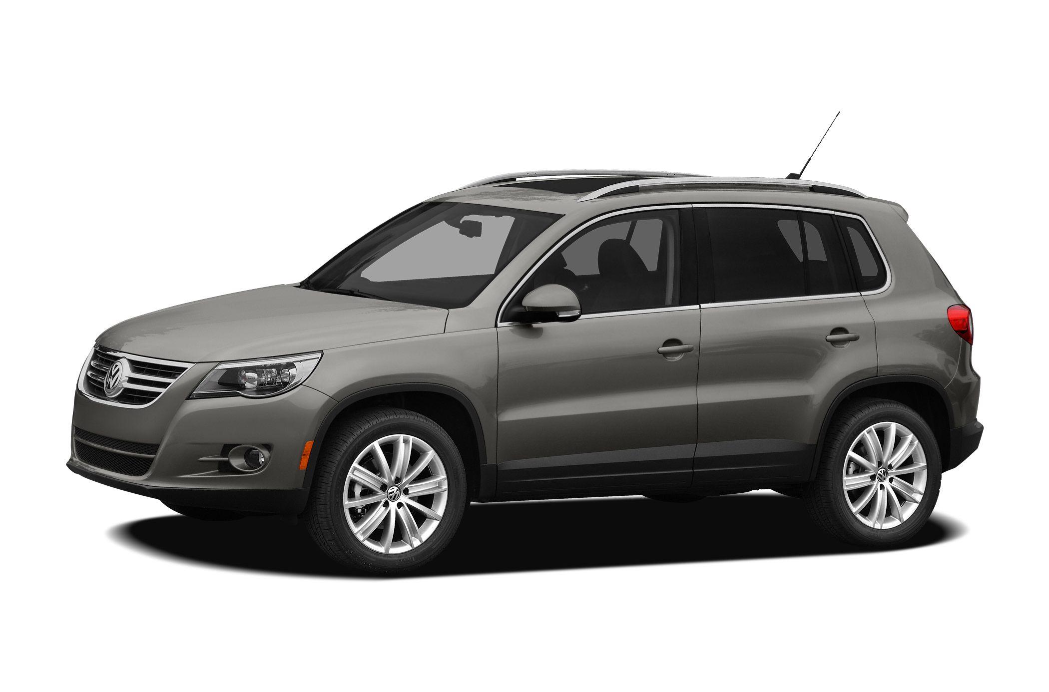 2011 Volkswagen Tiguan S PERFORMED REBALANCE TO WHEELS PREMIUM WHEELS  CLEAN VEHICLE HISTORY