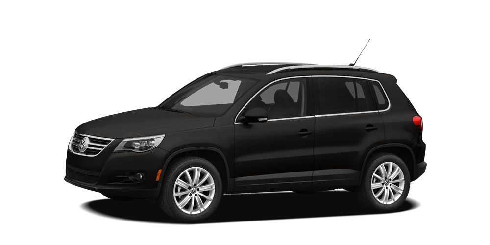 2011 Volkswagen Tiguan  Take command of the road in the 2011 Volkswagen Tiguan It offers the late