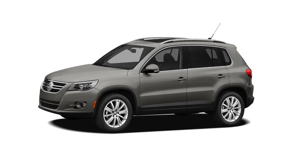 2011 Volkswagen Tiguan S A LOCAL TRADE-IN NON SMOKERS SUV 125 MULTI - POINT SERVICE INSPECTION C