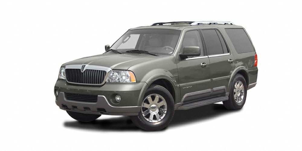 2003 Lincoln Navigator  Miles 169553Color Gray Stock 11085B VIN 5LMFU27R63LJ00100