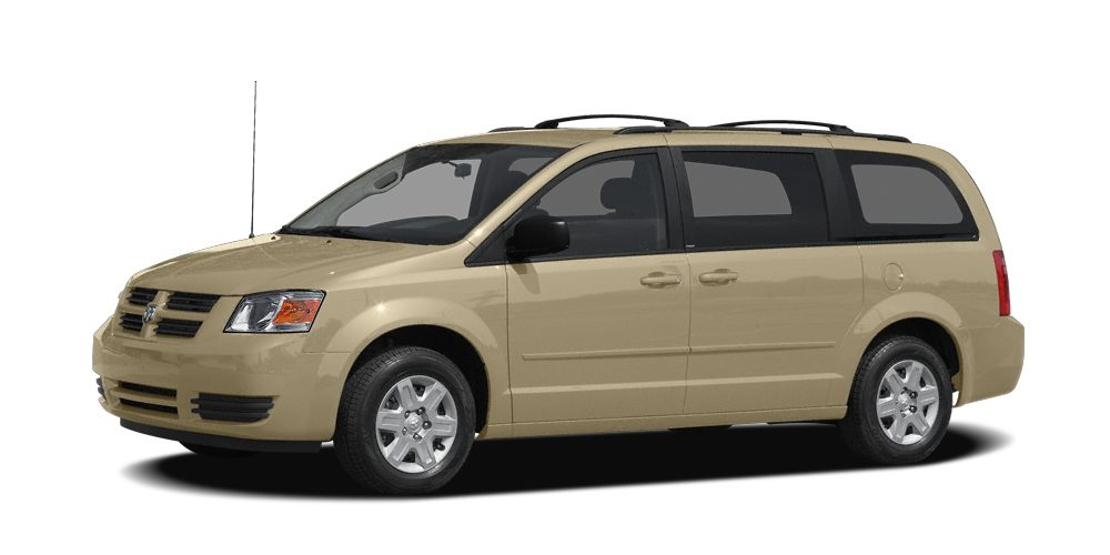 2009 Dodge Grand Caravan SE SE trim FUEL EFFICIENT 24 MPG Hwy17 MPG City Third Row Seat Captai