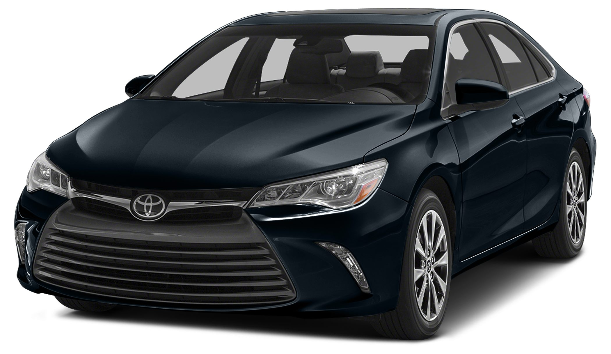 2015 Toyota Camry LE CARFAX 1-Owner GREAT MILES 28497 EPA 35 MPG Hwy25 MPG City LE trim PARI