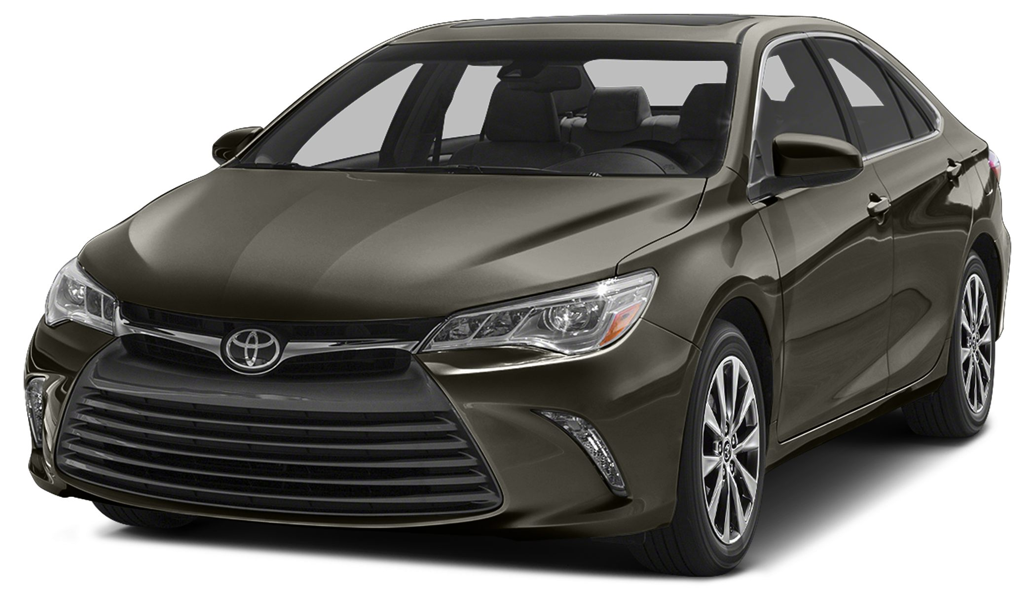 2015 Toyota Camry LE CARFAX 1-Owner LOW MILES - 26028 PREDAWN GRAY MICA exterior and ASH interi