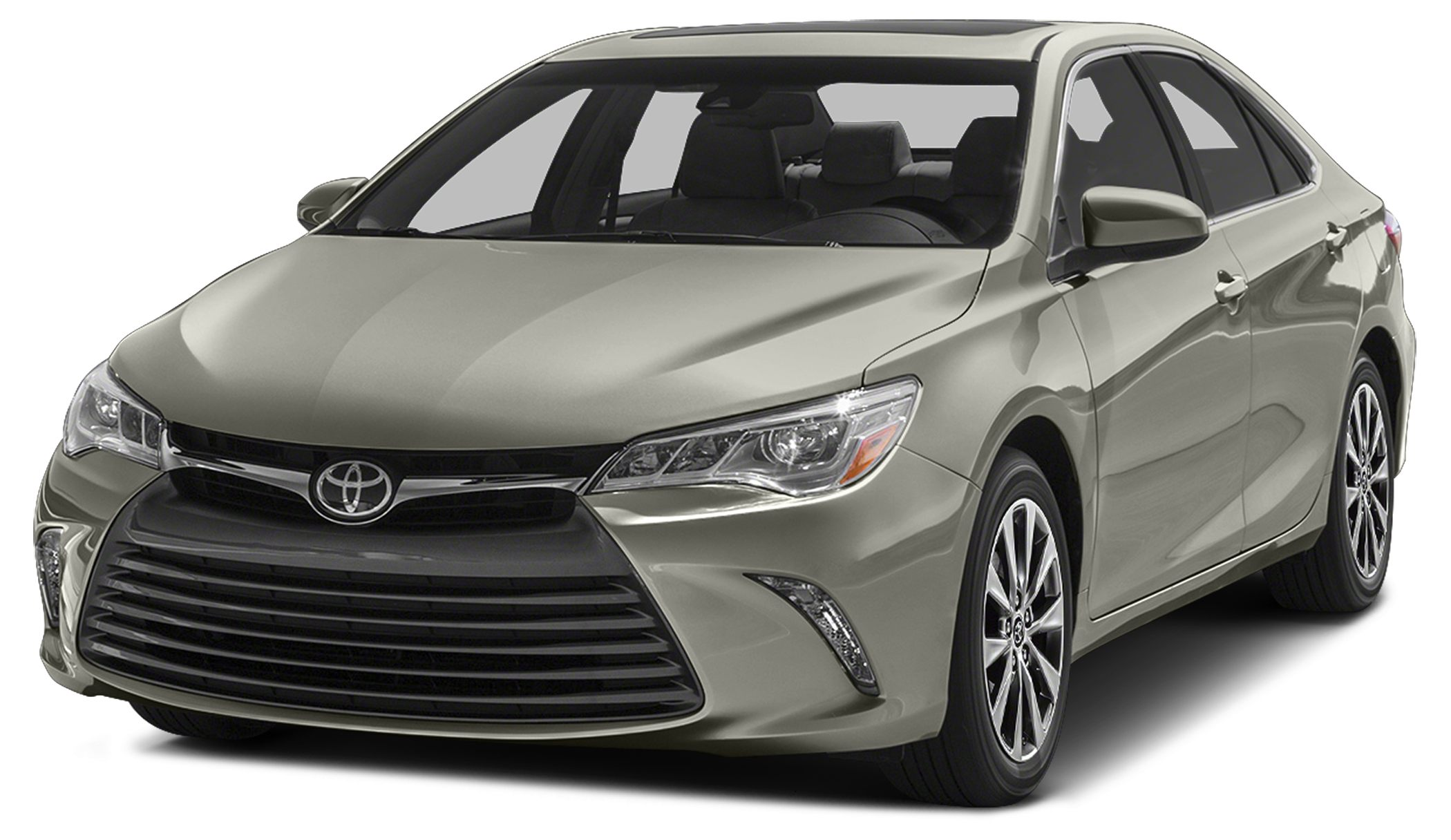 2015 Toyota Camry XLE CARFAX 1-Owner LOW MILES - 592 EPA 35 MPG Hwy25 MPG City XLE trim Heate