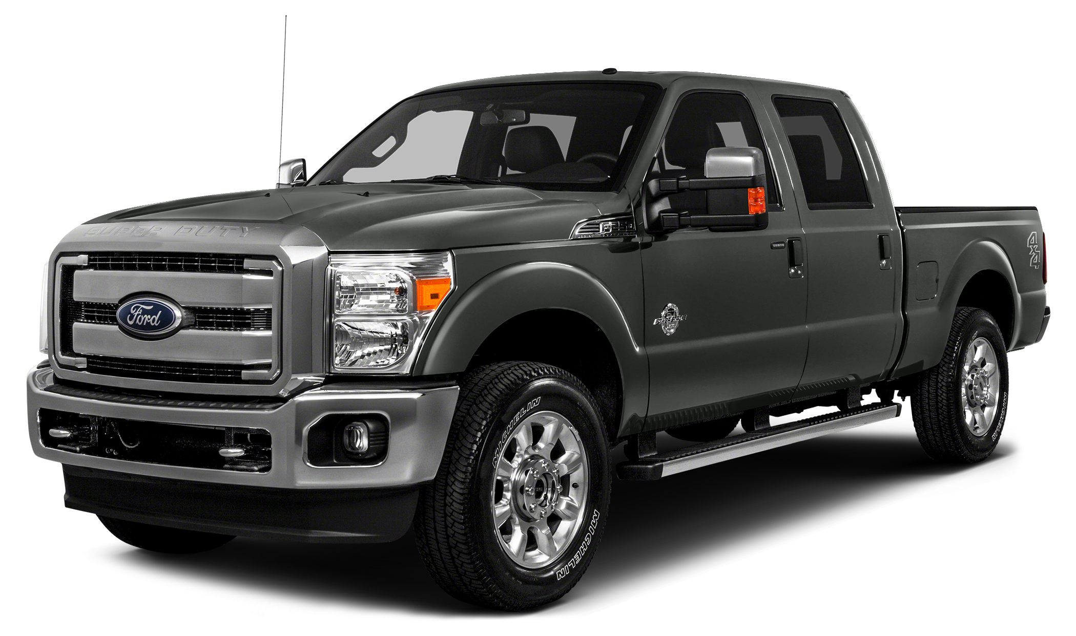 2015 Ford F-250 XLT 4D Crew Cab Power Stroke 67L V8 DI 32V OHV Turbodiesel TorqShift 6-Speed Au