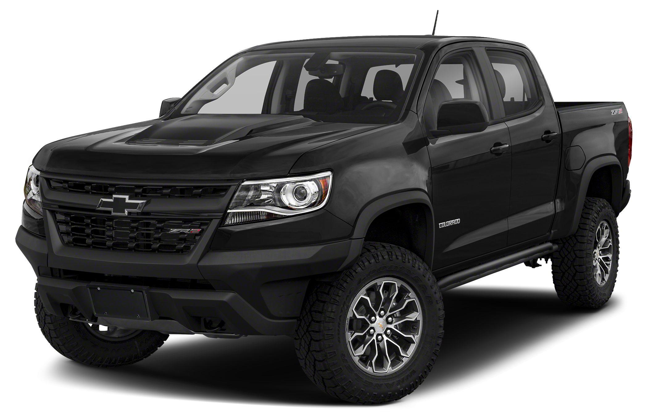 2017 Chevrolet Colorado ZR2 Miles 10734Color Black Stock 186359A VIN 1GCGTEEN4H1305840