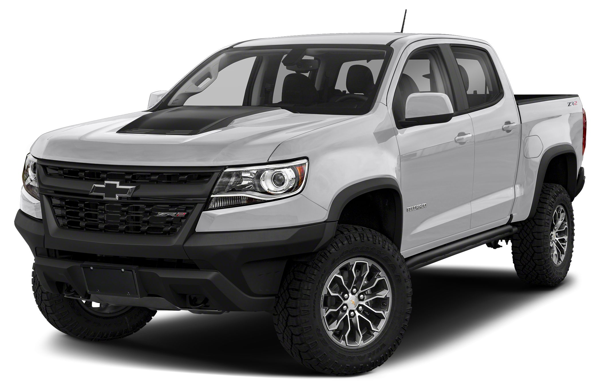 2018 Chevrolet Colorado ZR2 Heated Seats Back-Up Camera 4x4 TRANSMISSION 8-SPEED AUTOMATIC EN