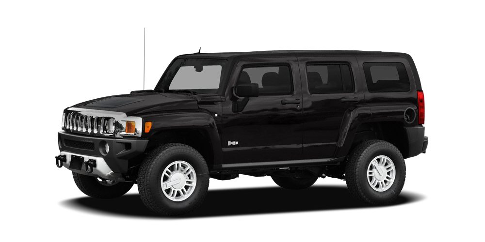 2009 HUMMER H3 Base LOW MILEAGE 2009 HUMMER H3TWO OWNERFrom mountains to mud this Black 2009