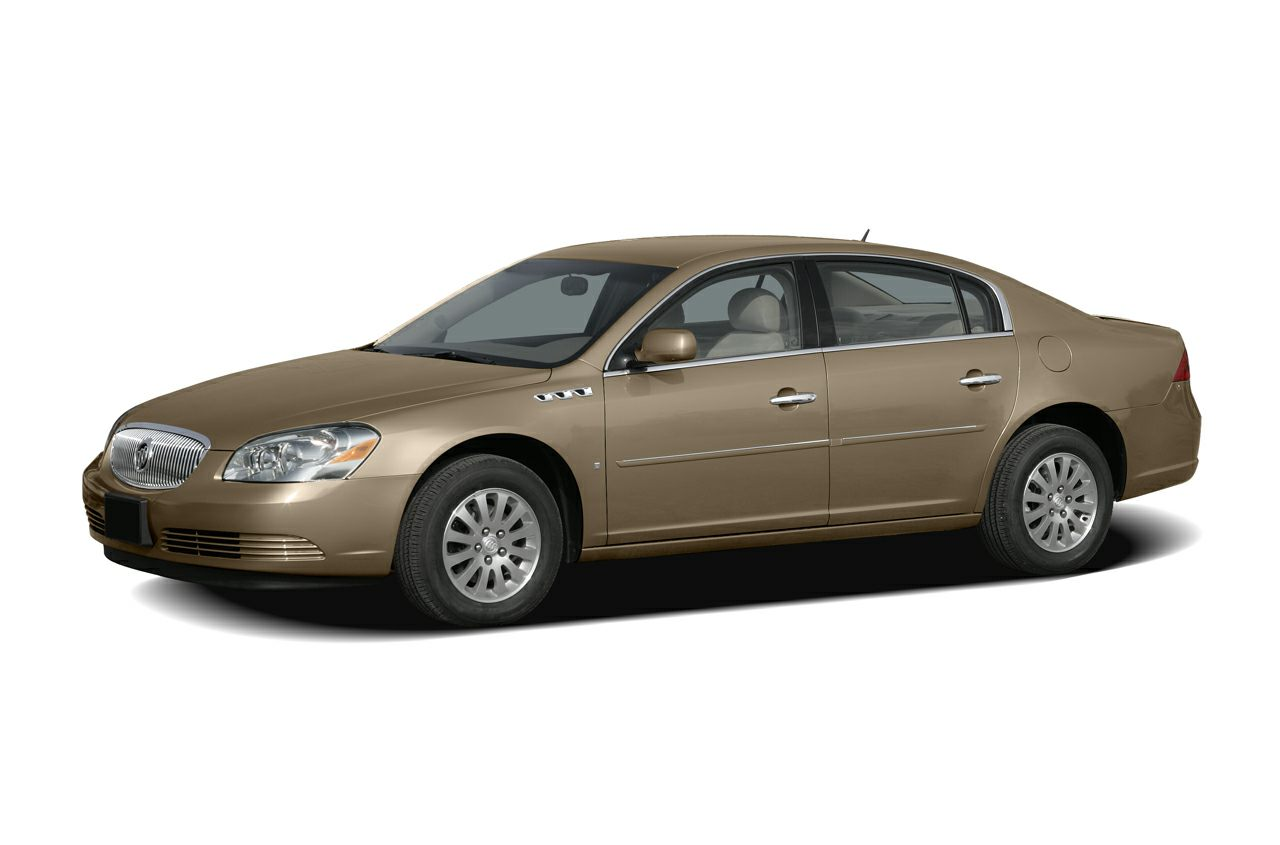 2007 Buick Lucerne CXL Certified Carfax Luxury Package 8-Way Power Driver Seat Adjuster 8-Way P