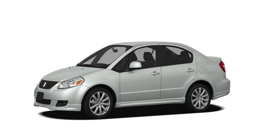 2012 Suzuki SX4 LE Miles 49126Color White Water Pearl Stock B2573A VIN JS2YC5A3XC6301091