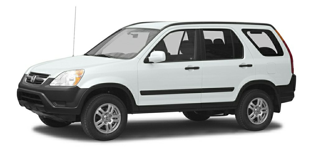 2003 Honda CR-V EX 4D Sport Utility AWD All the right ingredients Come to the experts Be the t