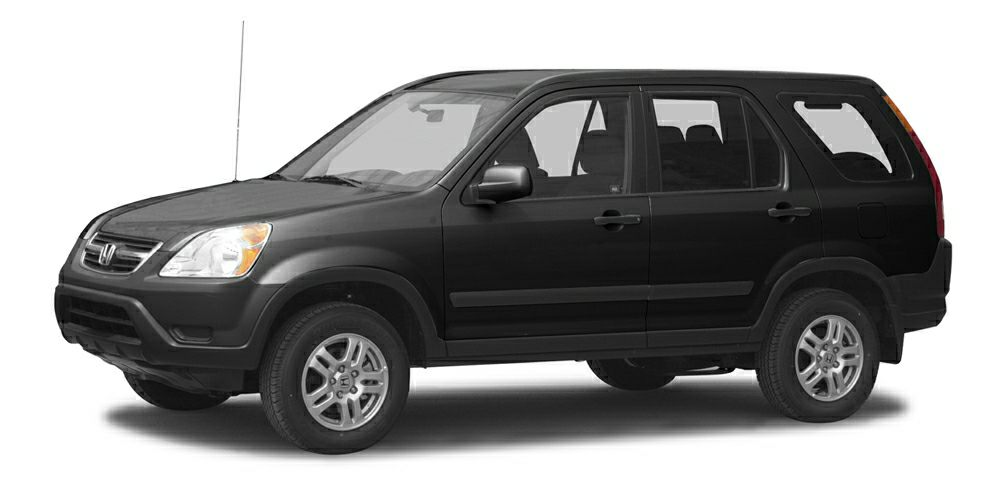 2003 Honda CR-V EX LOCAL TRADE CONTROLS ARE EASY ON THE EYES AND FRIENDLY ON THE FINGERS SUNRO