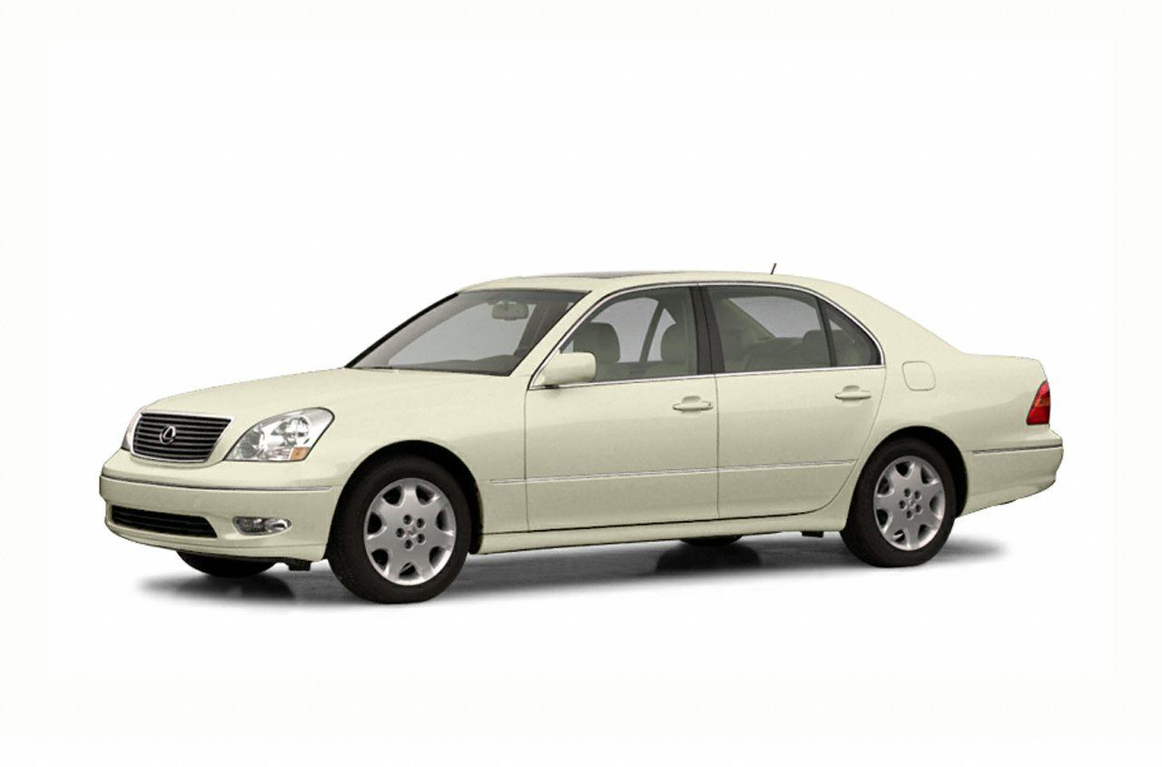 2002 Lexus LS 430 Base Miles 249089Stock 20070093 VIN JTHBN30F520070093
