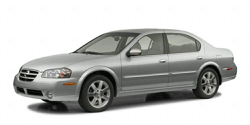 2003 Nissan Maxima SE Miles 206416Color Sterling Mist Stock 517464 VIN JN1DA31D73T517464