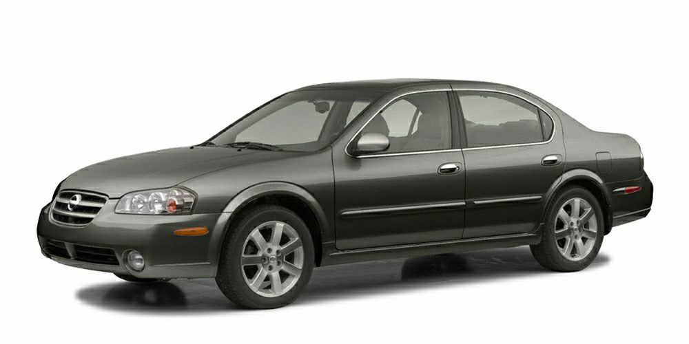 2003 Nissan Maxima GXE Only 1100 Down drives you off the lot  Runs and drives great Very fast