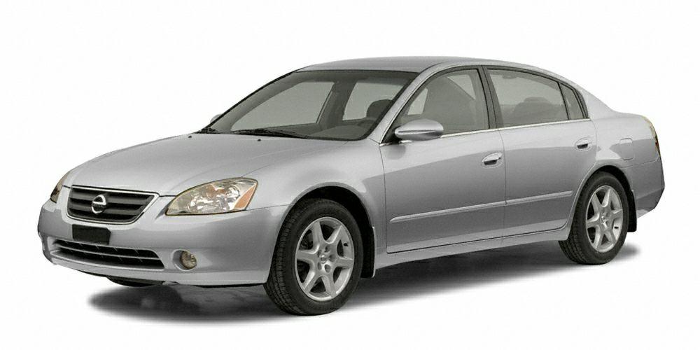 2003 Nissan Altima 25 S Miles 176000Color Sheer Silver Stock 674605A VIN 1N4AL11D23C100953