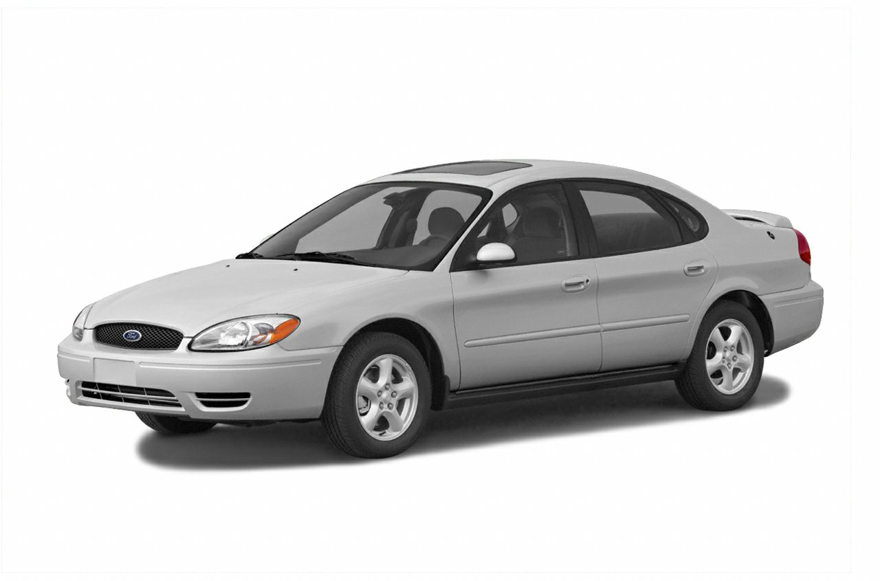 2006 Ford Taurus SE 4D Sedan Vulcan 30L V6 12V and 4-Speed Automatic with Overdrive Wow What