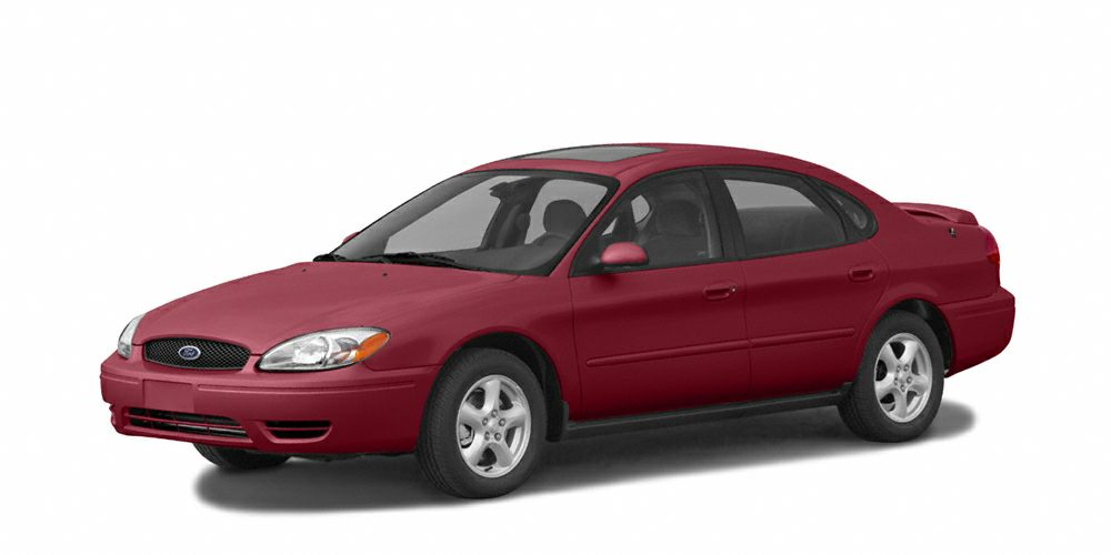2006 Ford Taurus SE All the right toys This noteworthy Taurus would look so much better out doi